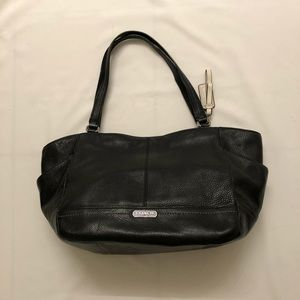 Coach Park Carrie Leather Tote